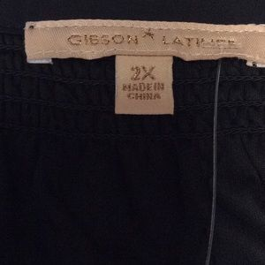 Gibson Latimer Dresses - Gibson Latimer Dress Tunic 2X NWT